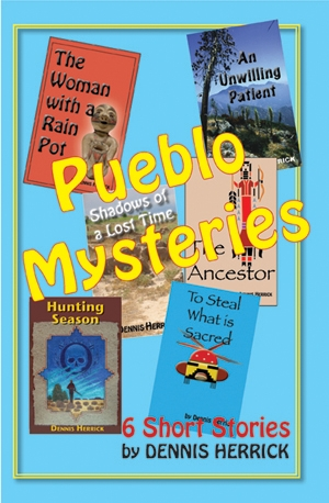 Pueblo Indian, New Mexico, Southwest, short stories, mystery, detective